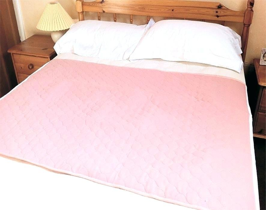 Washable Bed Pad Walmart Bed Pad Disposable Bed 2 Drawer Lateral File Cabinet Wood