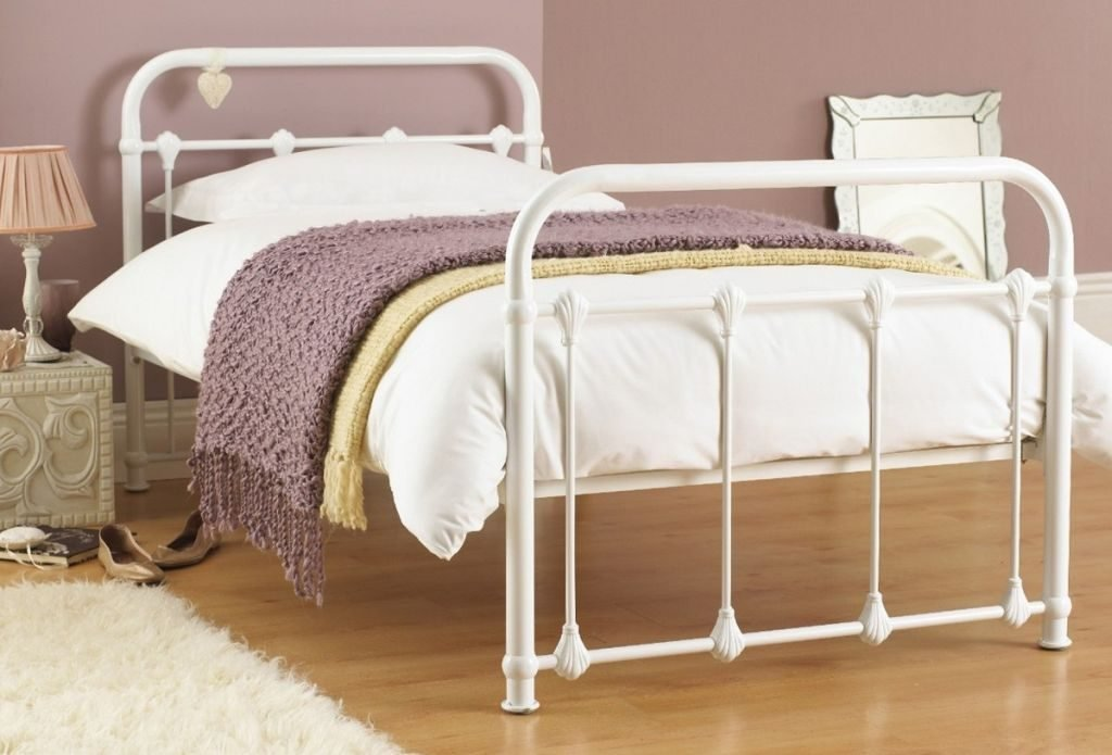 White Wrought Iron Bed Design Idea Home Idea Making An Wrought Iron Headboard