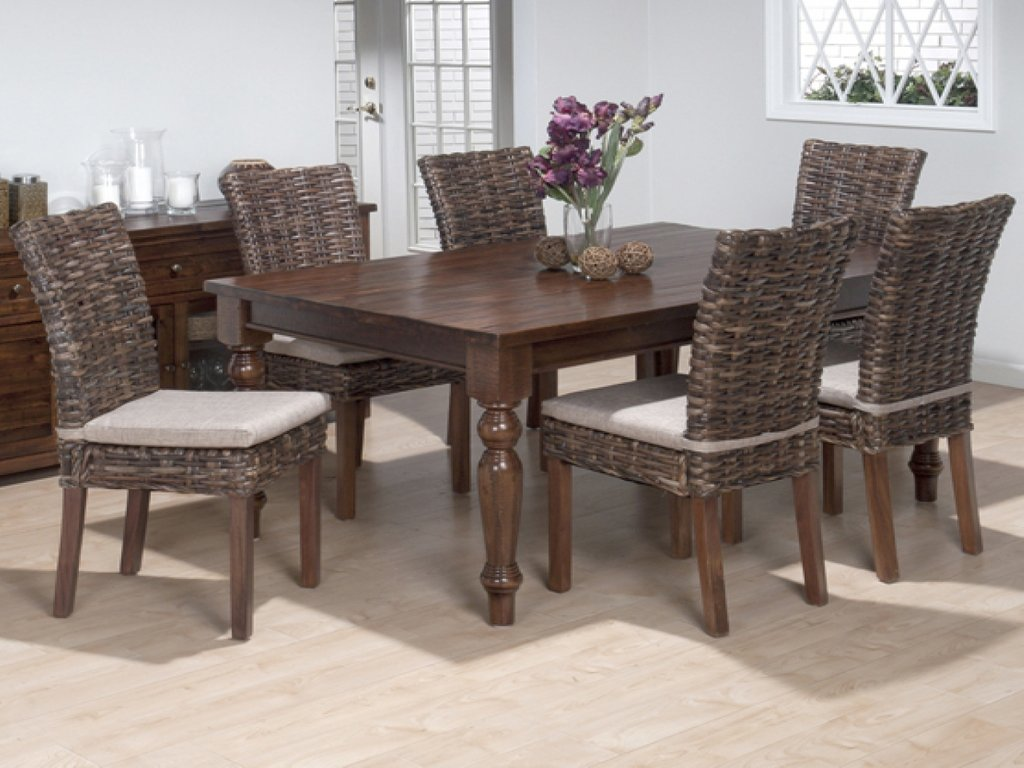 Wicker Dining Room Sets Italian Dining Room Set Dining How To Repair Rattan Dining Chairs