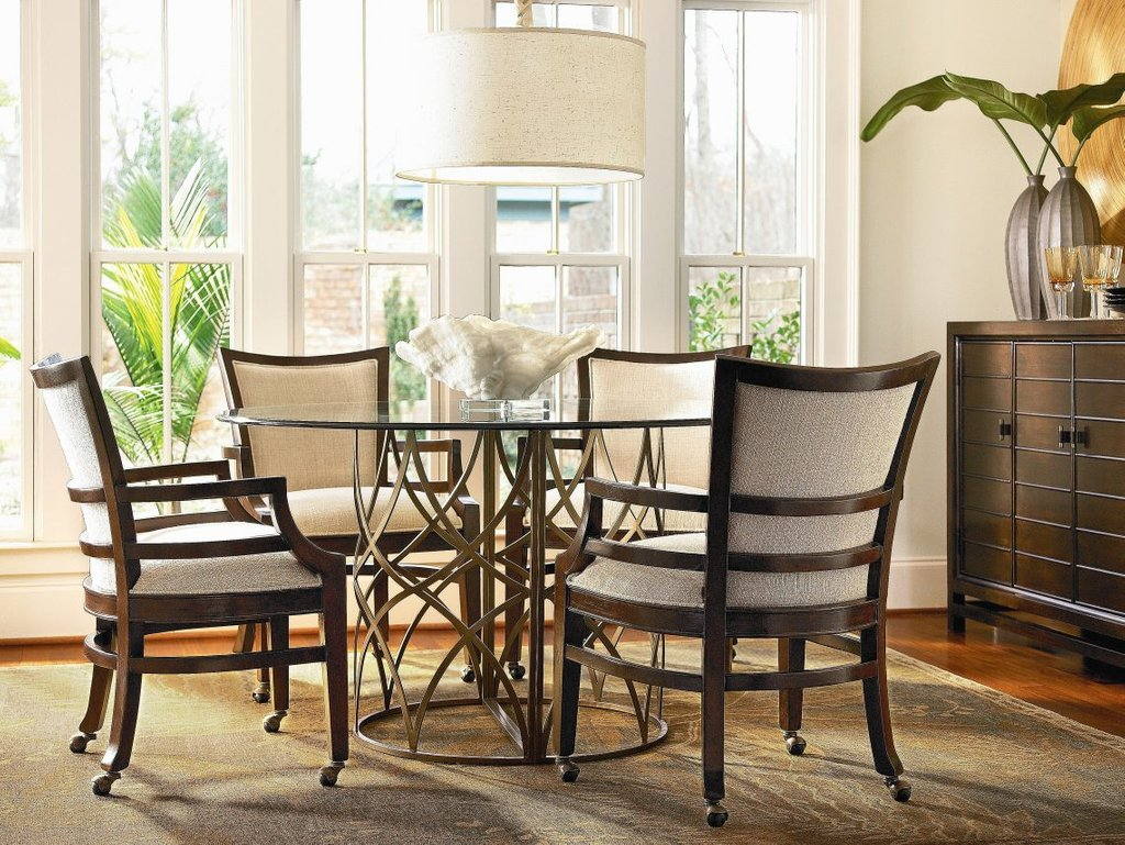 Winsome Dining Room Chair Roller Dining Room Decorate Top Kitchen Dinette Sets