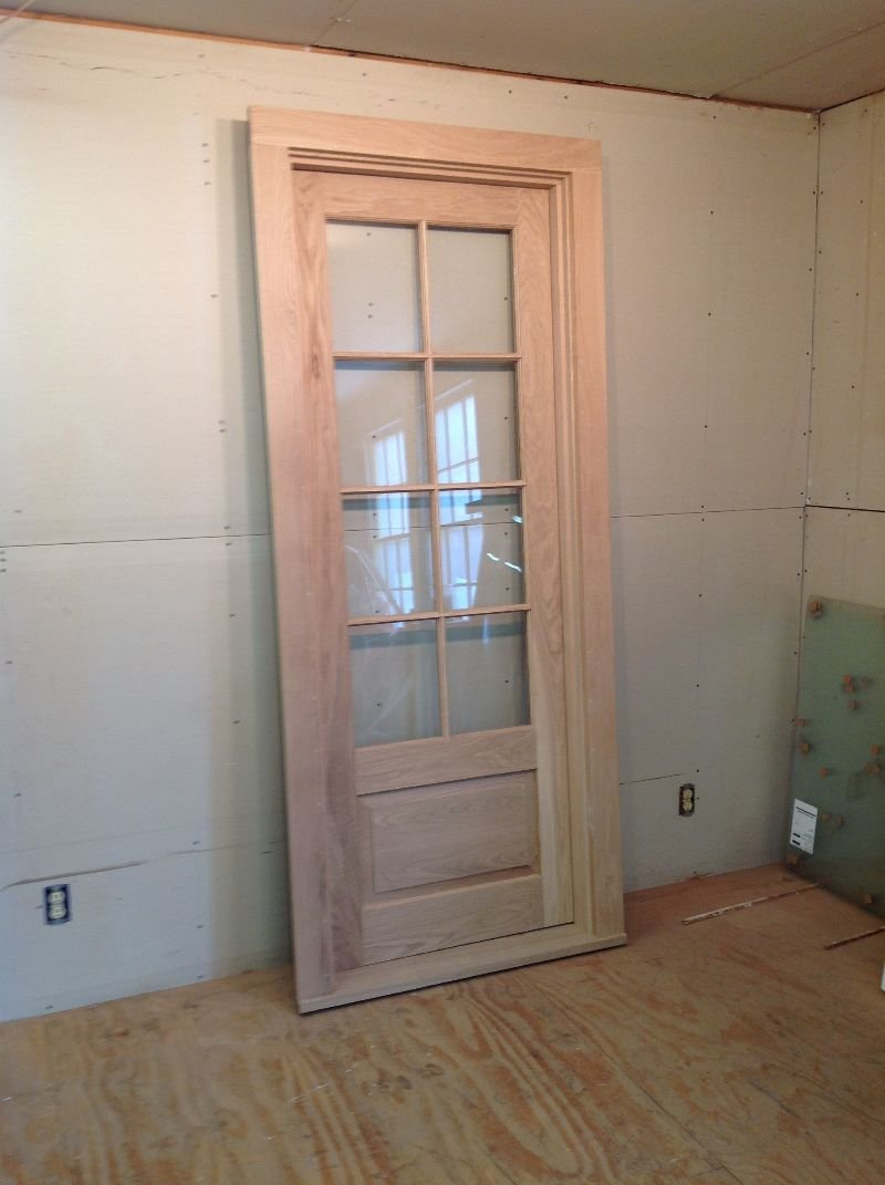 Wood Custom Exterior Door Jim Illingworth Millwork Llc Solid Wood Exterior Doors
