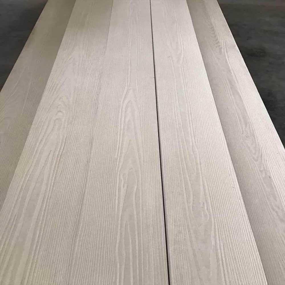 Wood Grain Fiber Cement Siding Denoncladding Half Round