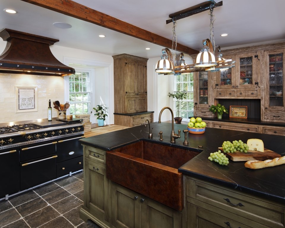 Wood Rustic Kitchen Bluebell Kitchen Ideas Rustic Kitchen Tables