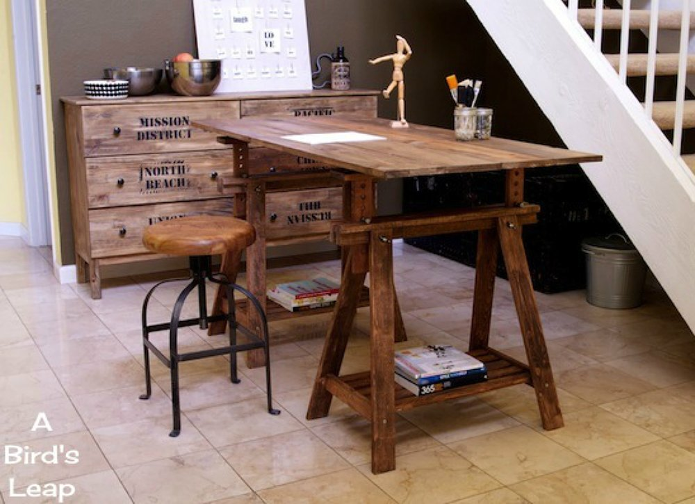 Wood Table Design Diy Kitchen Table 13 Restaurant Table Tops Plan