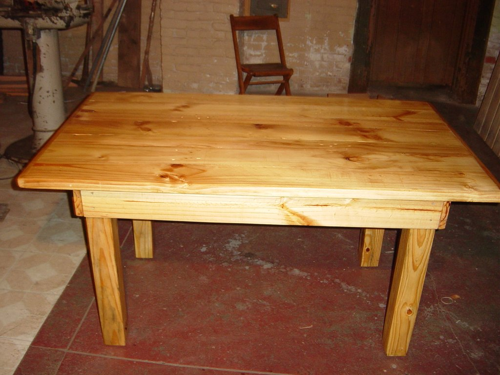 Wood Working Guide Pine Dresser Plan Decorating Square Picnic Table