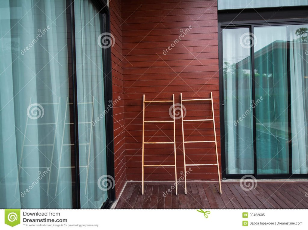 Wooden Cloth Rack Wooden Wall Stock Image Ideas For Wooden Clothes Rack