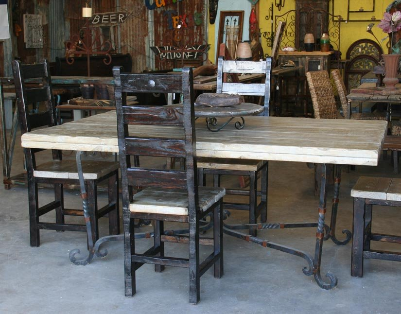 Wrought Iron Table Wood Top Home Design Idea How To Restore Wrought Iron End Tables