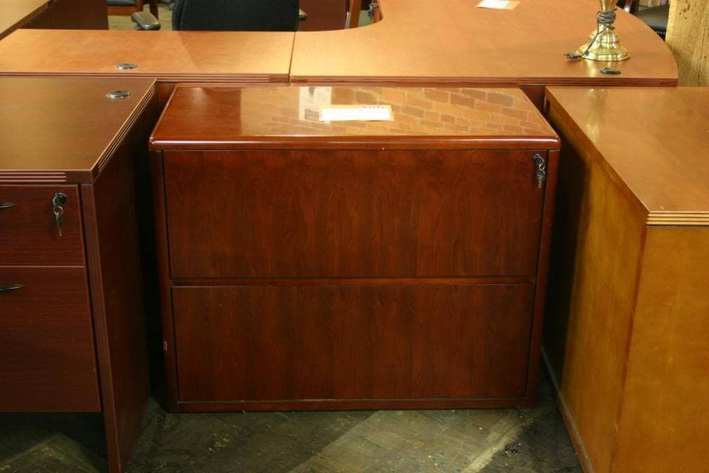 2 Drawer Lateral File Cabinet By Z-line Designs