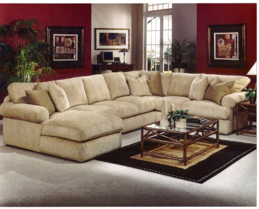 42 Deep Sectional Sofas