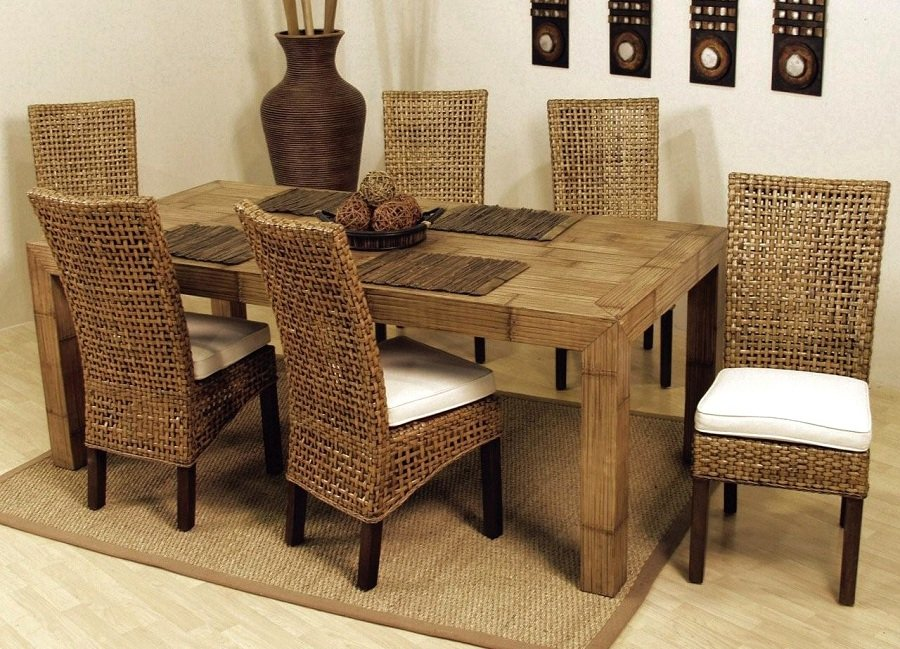 Amazing Rattan Dining Chairs