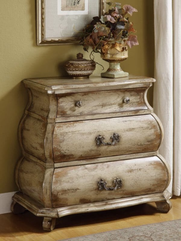 Antique Distressed Dresser