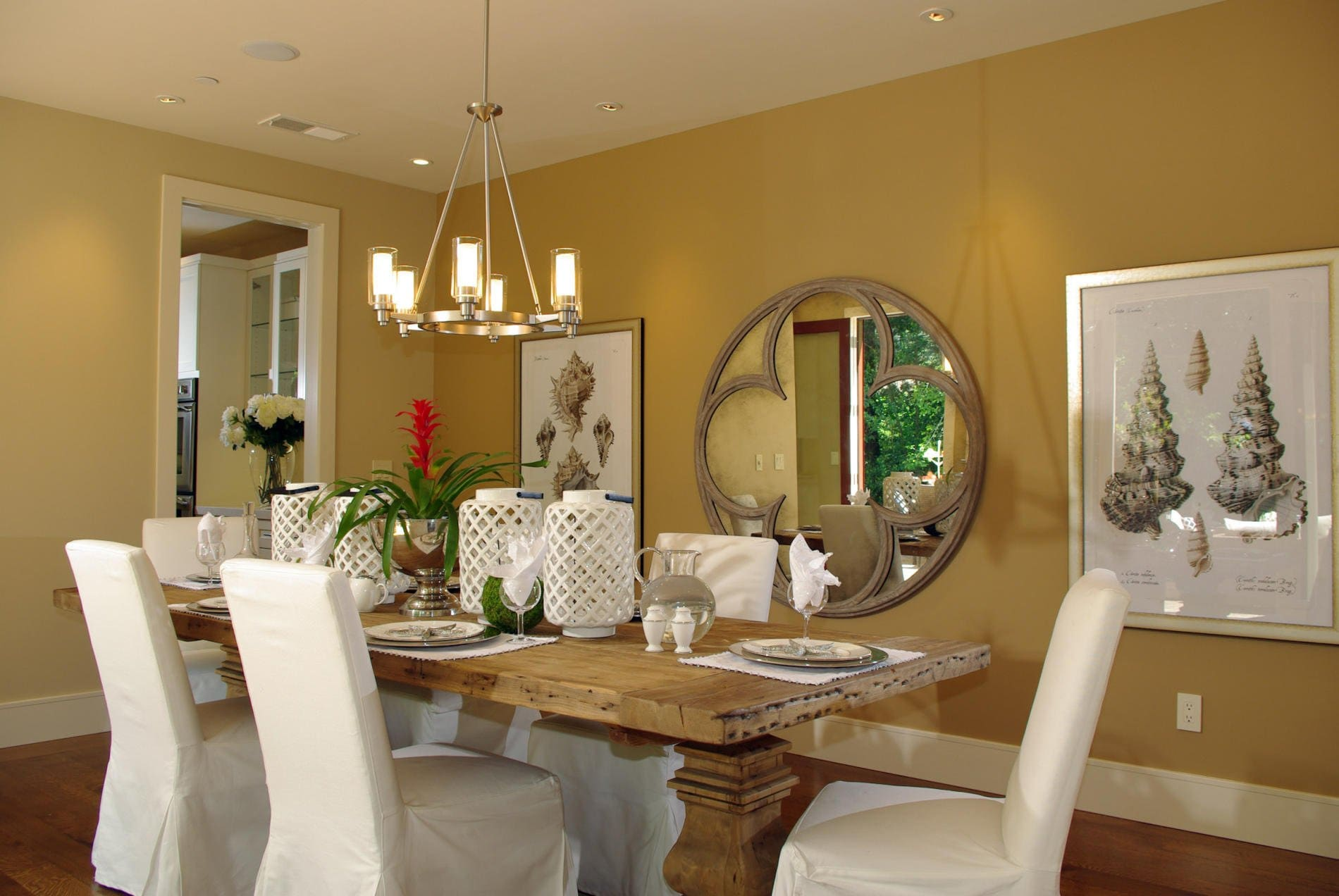 Awasome Dining Room Table Centerpieces