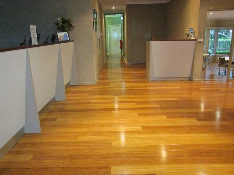 Awesome Floating Bamboo Flooring