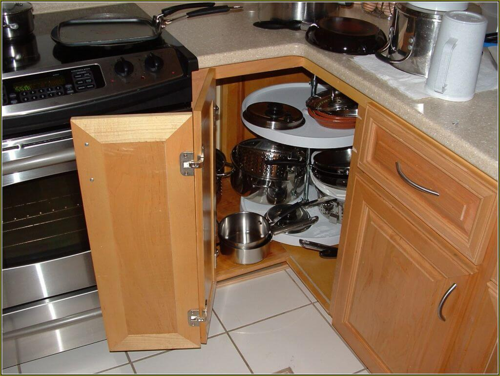Best Lazy Susan Cabinet