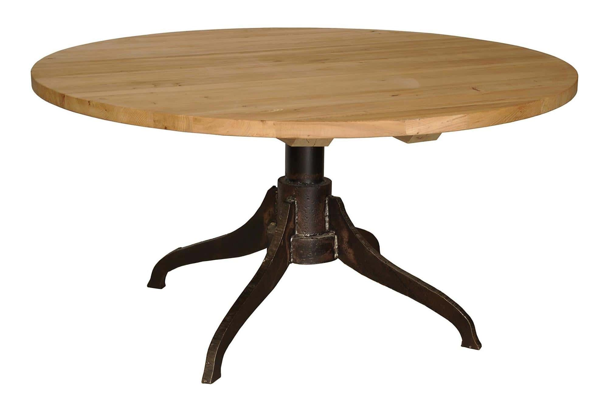 Best Round Wood Table Tops