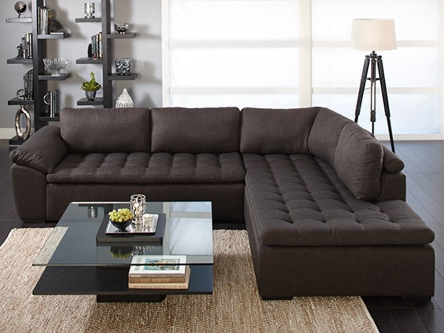 Best Deep Sectional Sofa