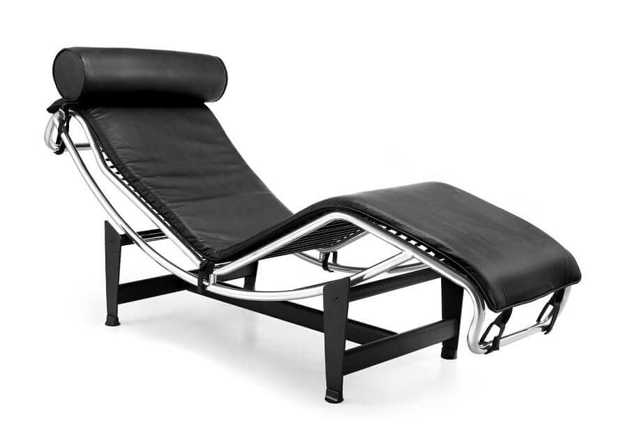 Black Le Corbusier Chair