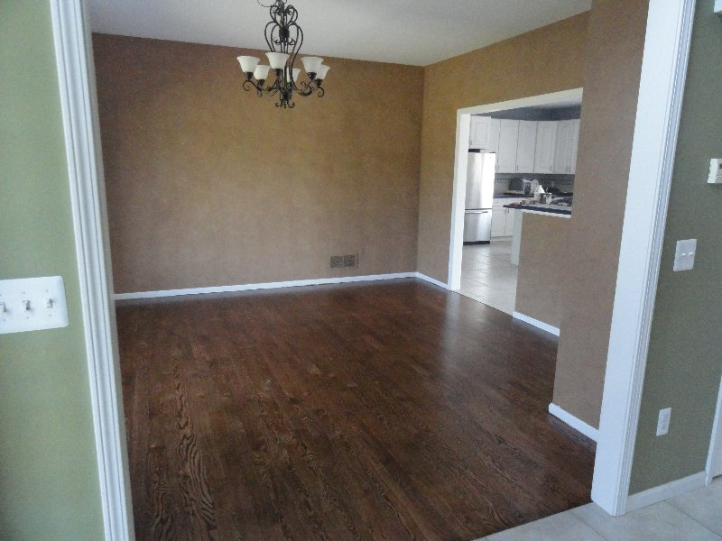 Brown Staining Wood Floors