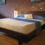 Build Solid Wood Platform Bed