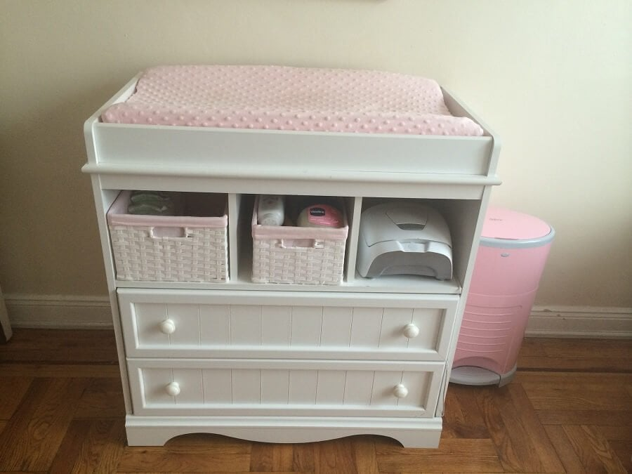 Changing Table Dresser 2019
