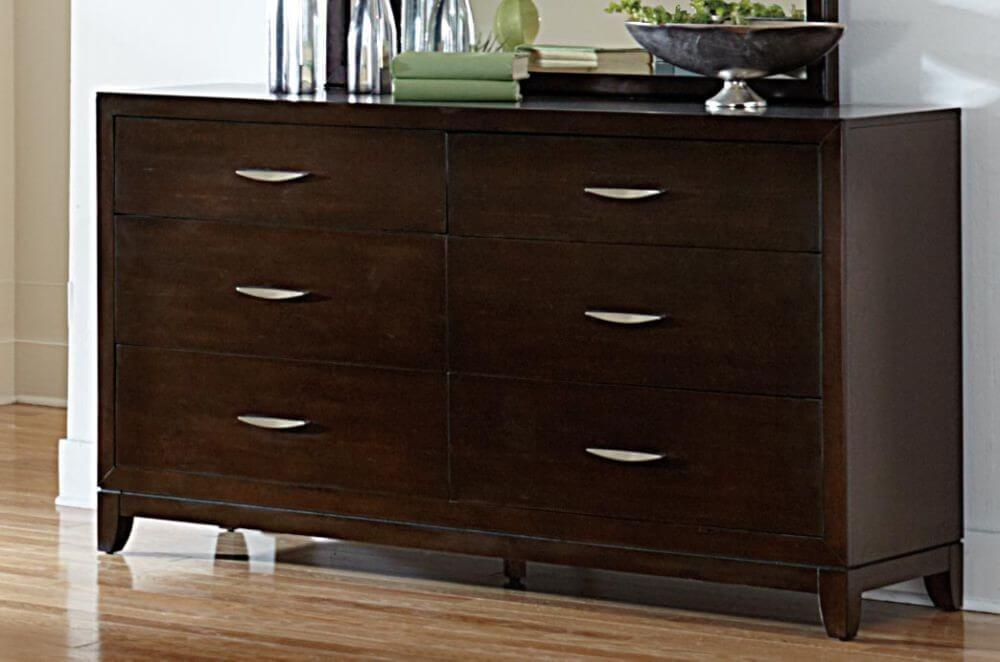 Cherry Wood Dresser Elegant