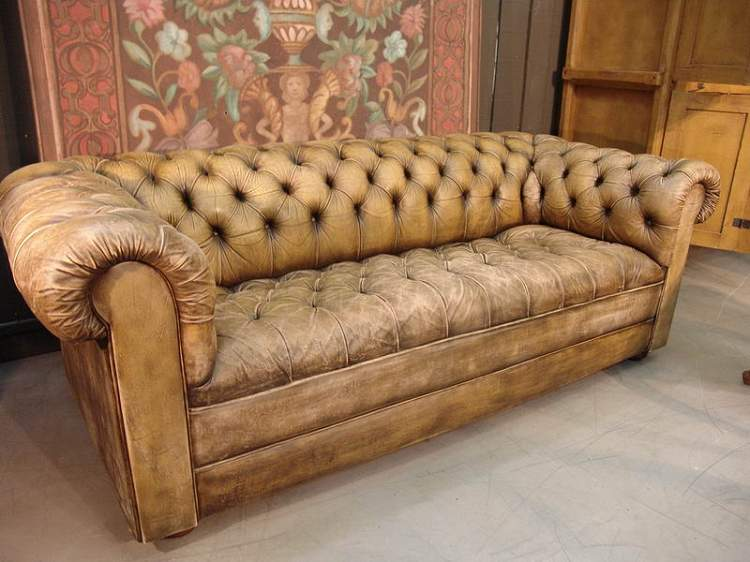 Chesterfield Sofa Anthropologie