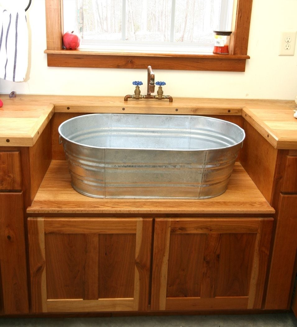 Classic Kitchen And Utility Sinks