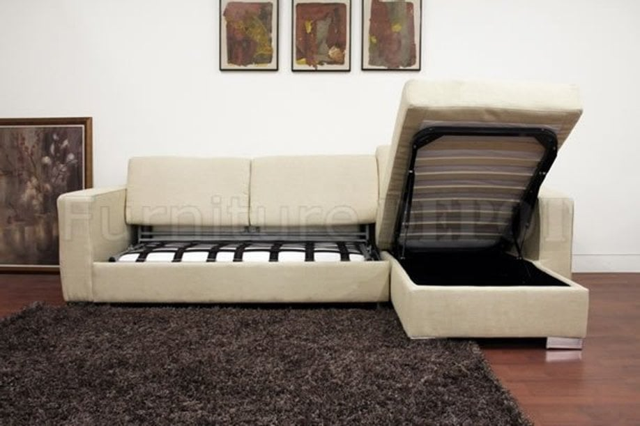 Contemporary Sleeper Sofa Chicago