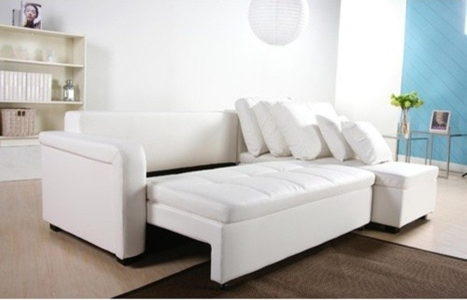 Contemporary Sleeper Sofa Los Angeles