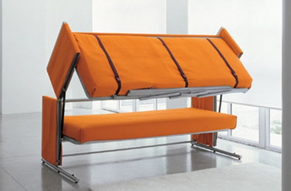Convertible Sofa By Weldon Home – Loccie Better Homes ...