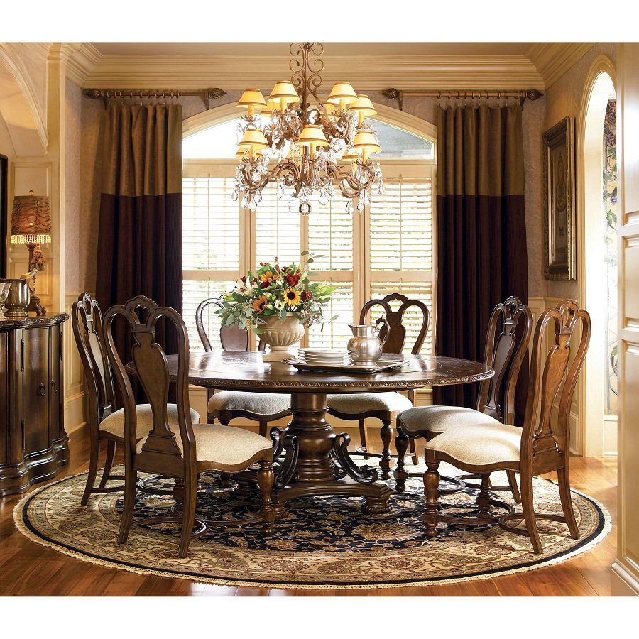 Cool 72 Inch Round Dining Table Loccie Better Homes Gardens Ideas