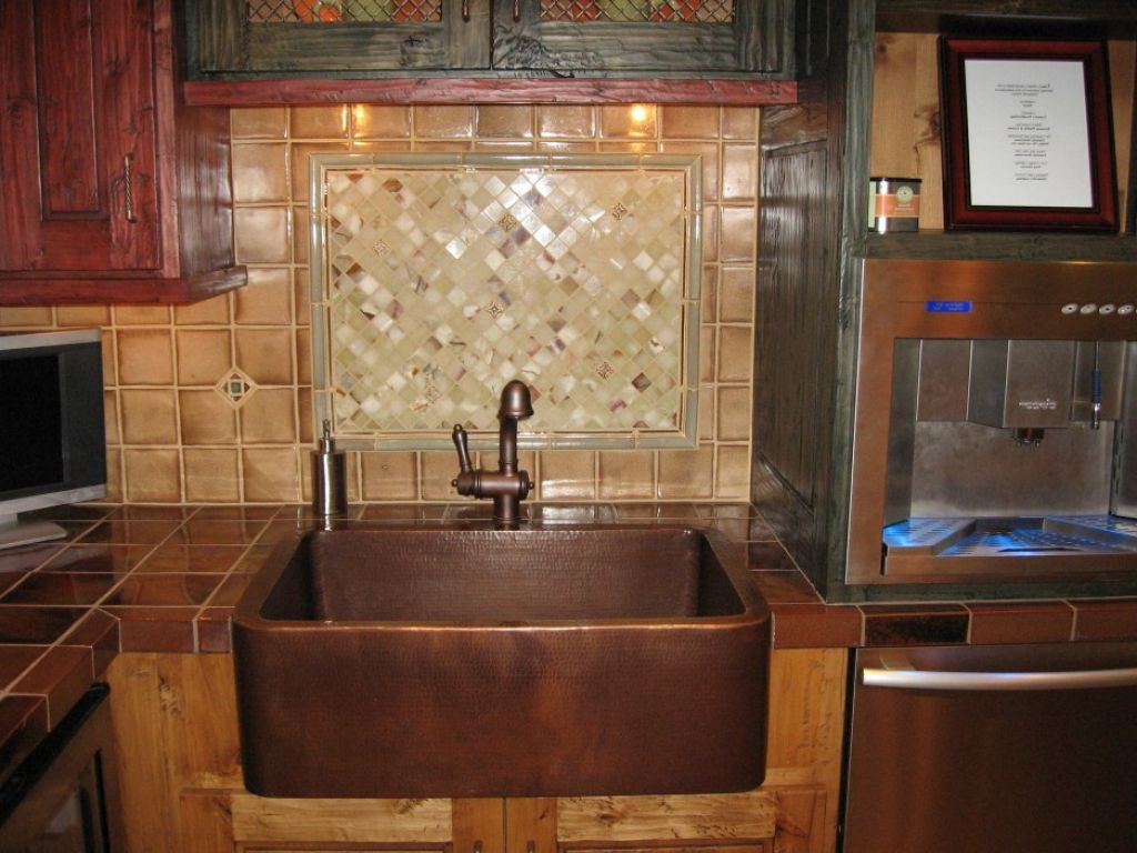 Copper Kitchen Sinks Menards