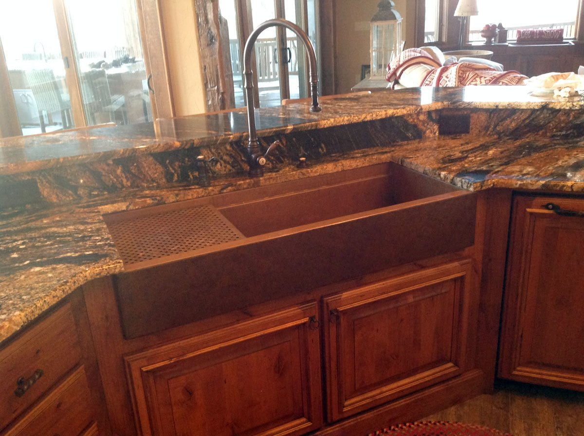 Copper Kitchen Sinks Pros And Cons