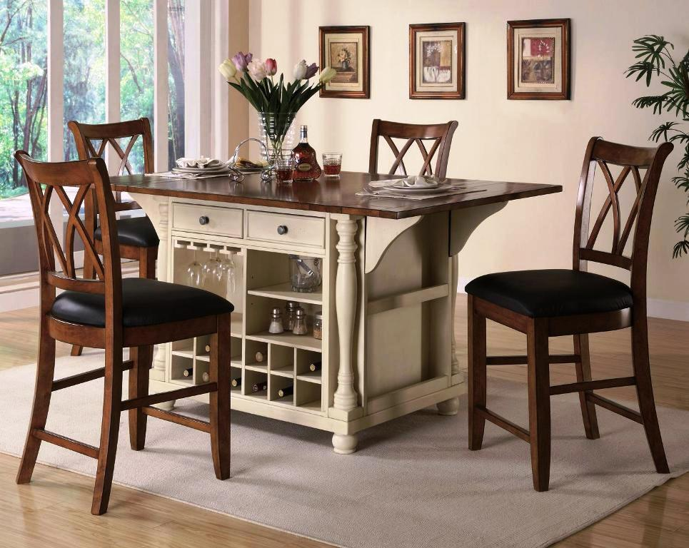 Counter Height Kitchen Tables Small Space