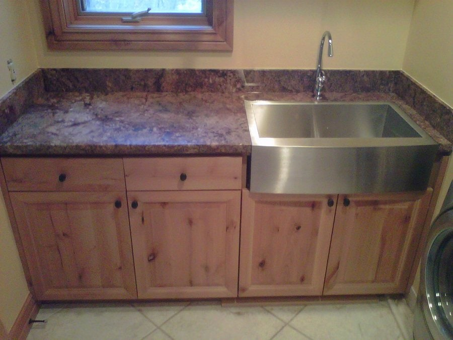 Custom Kitchen And Utility Sinks