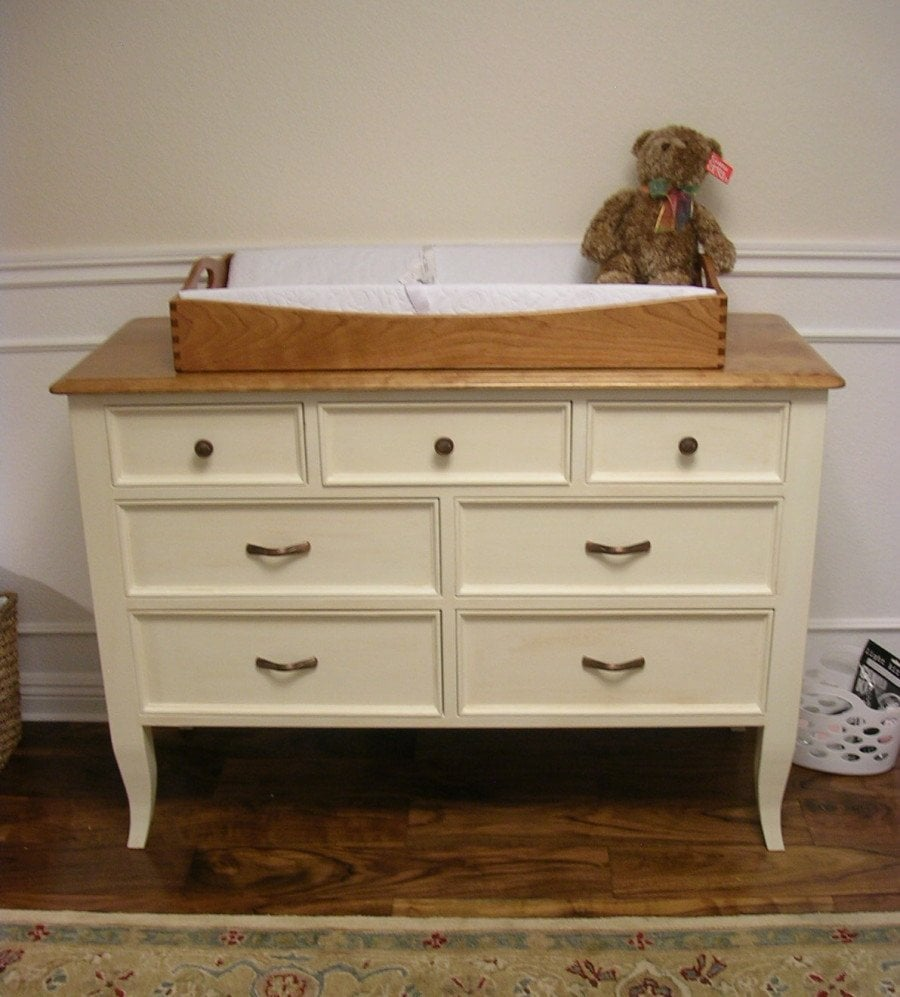 Cute Baby Changing Table Dresser