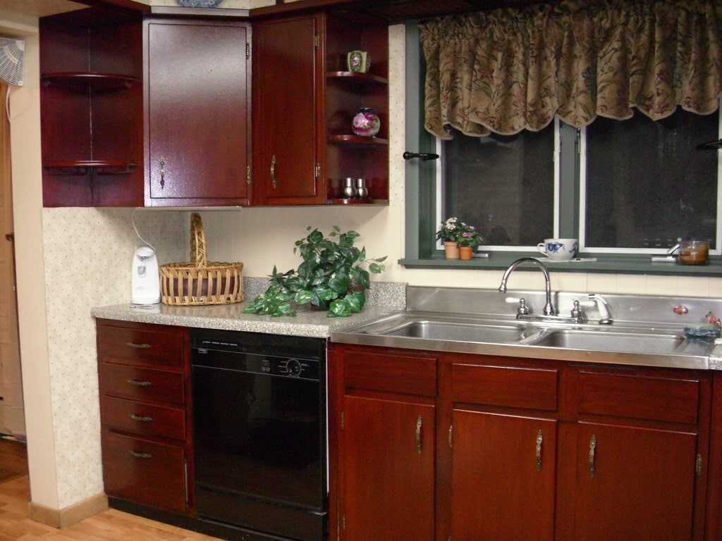 Restaining Kitchen Cabinets Ideas Loccie Better Homes Gardens Ideas