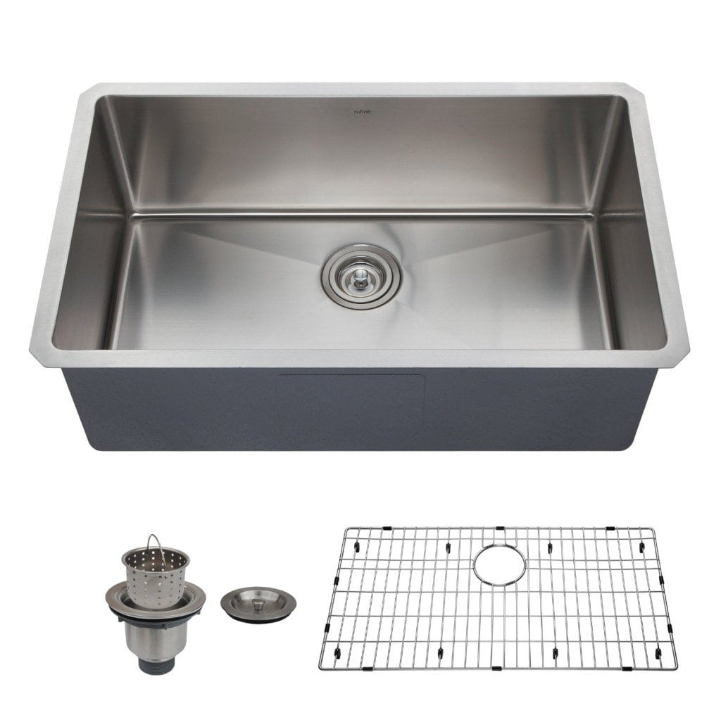 Deep Kitchen Sinks Diy