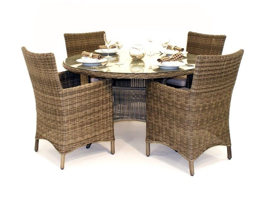 Design Rattan Dining Chairs