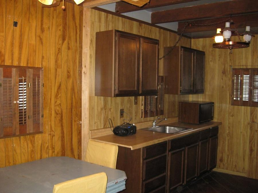 Design Wood Paneling Makeover