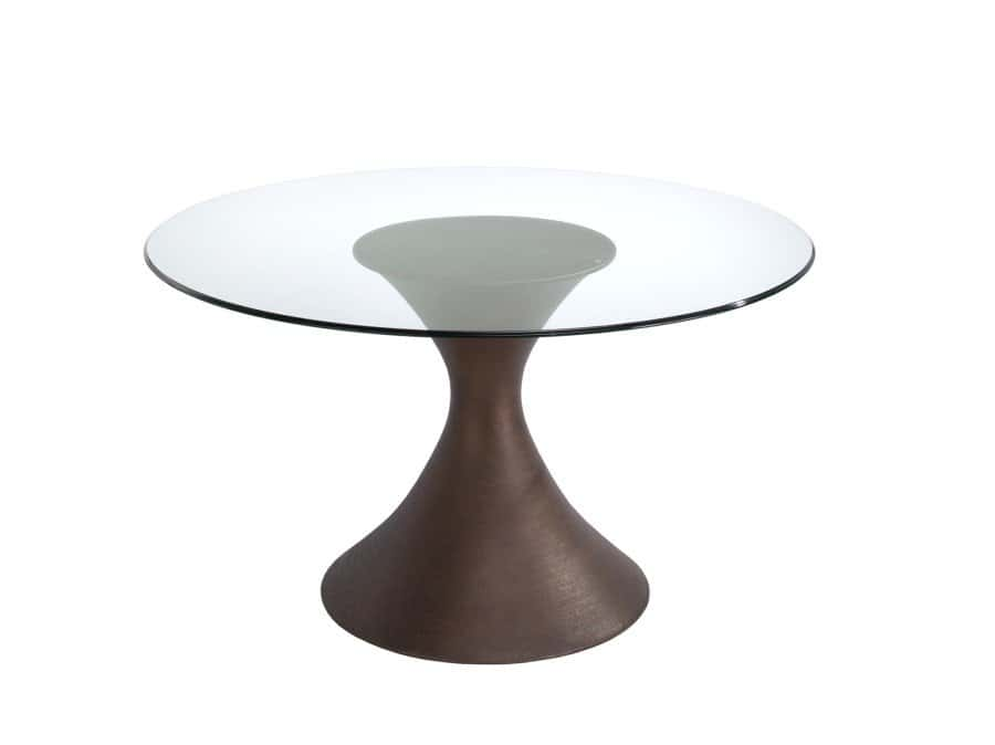 Dining Table Bases Glass
