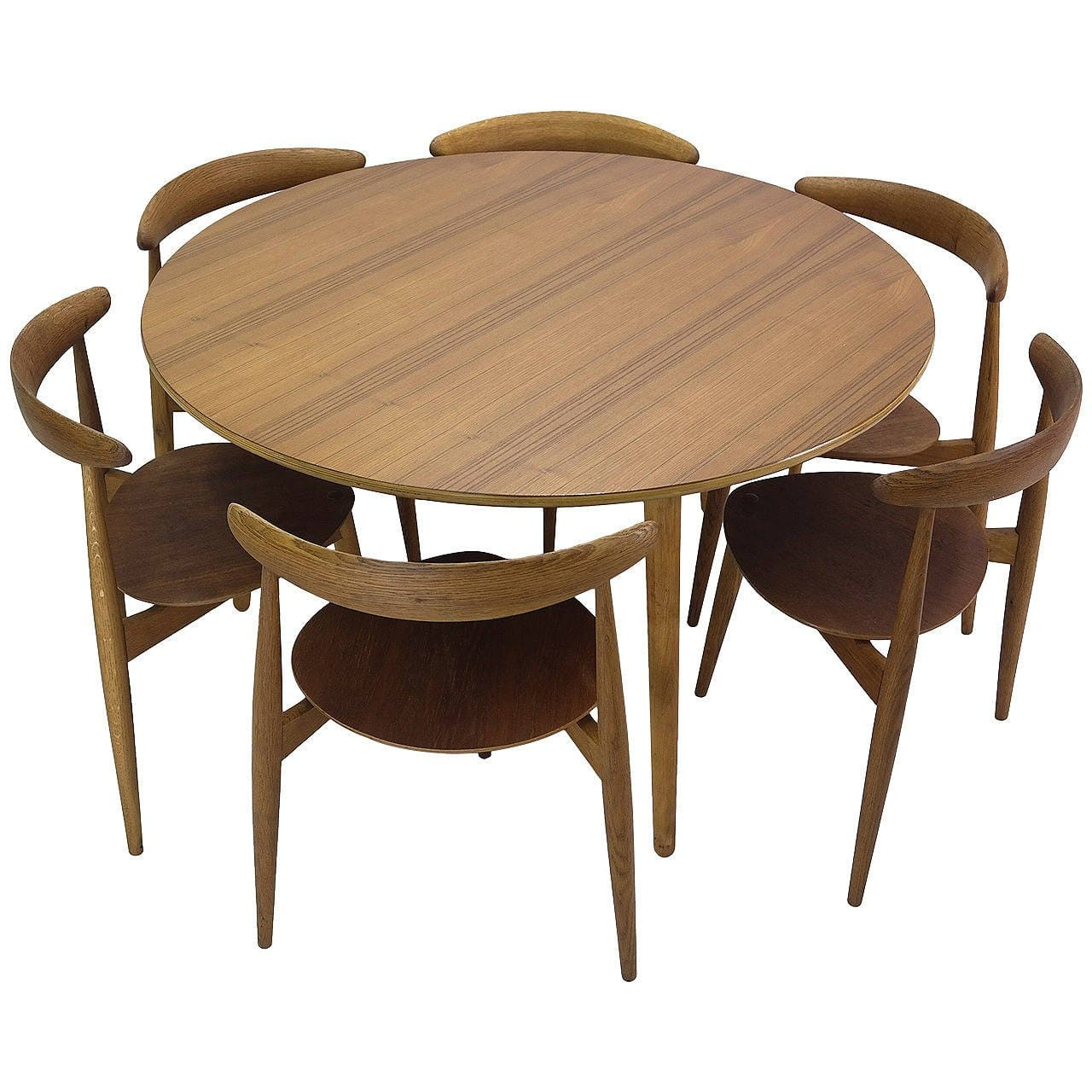 Expandable Dining Table By Fritz Hansen Loccie Better