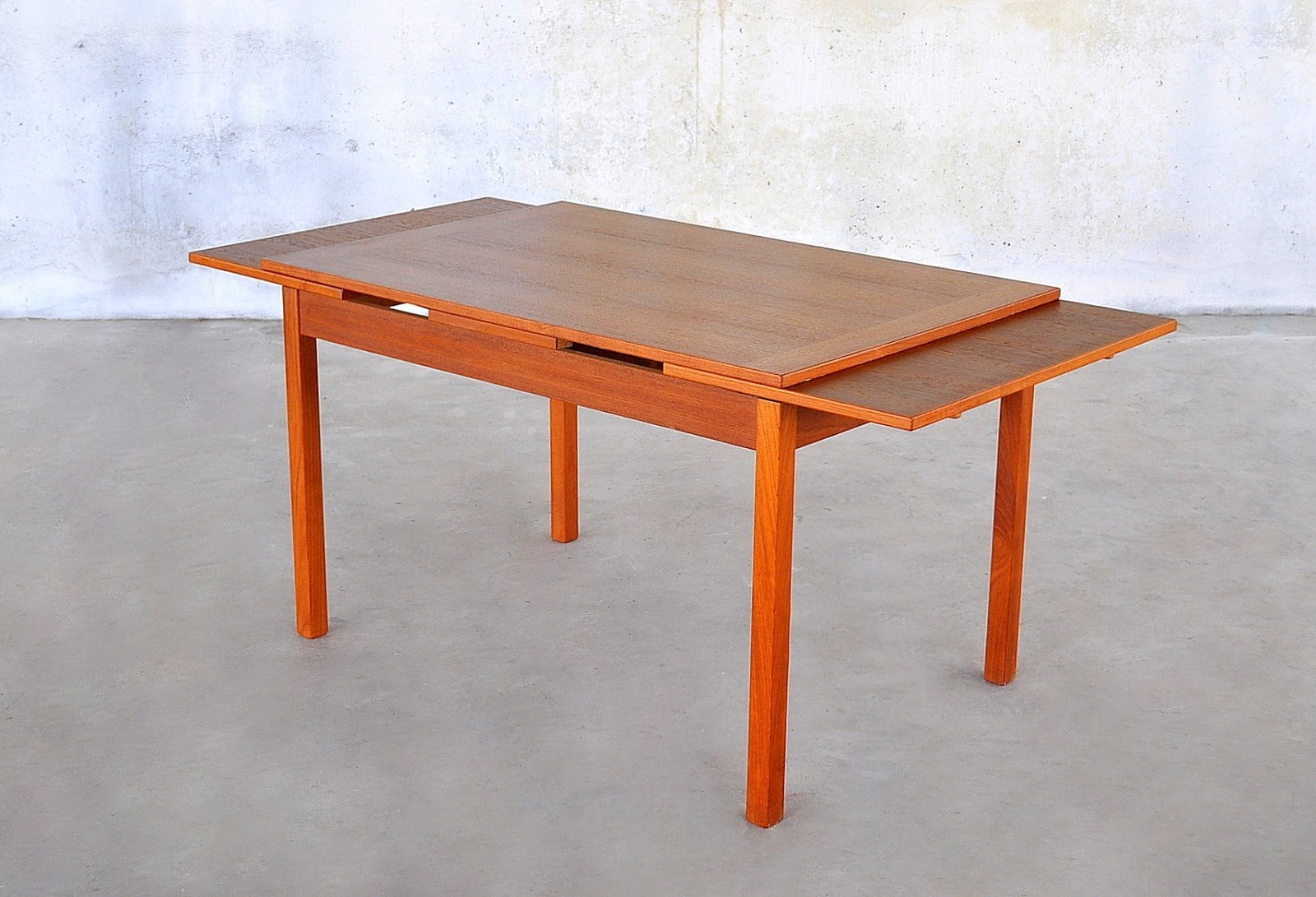 Expandable Dining Table With Storage