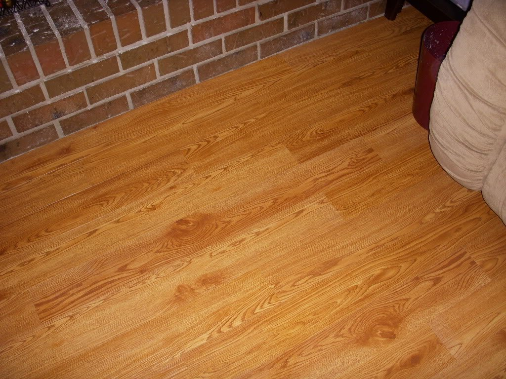 Faux Brick Vinyl Flooring