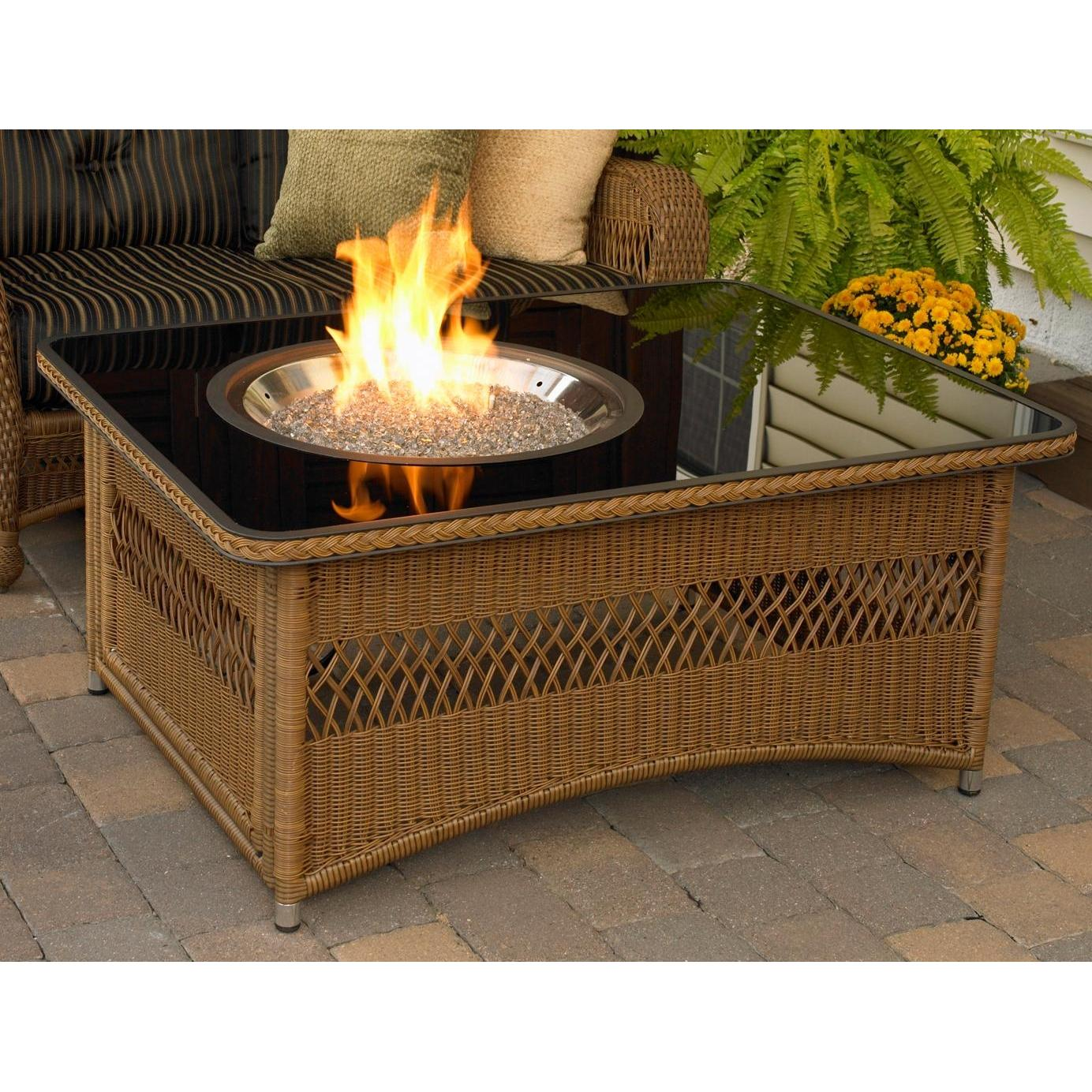 Fire Pit Coffee Table Plan