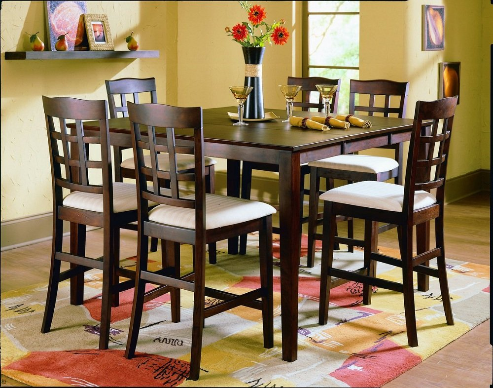 Furniture Pub Style Dining Sets