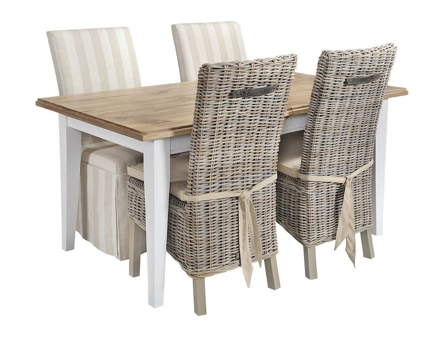 Furniture Rattan Dining Chairs