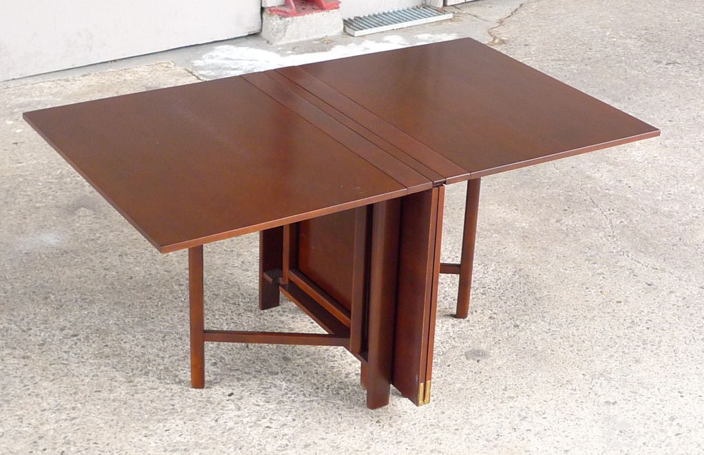 Finishing Gateleg Table Furniture