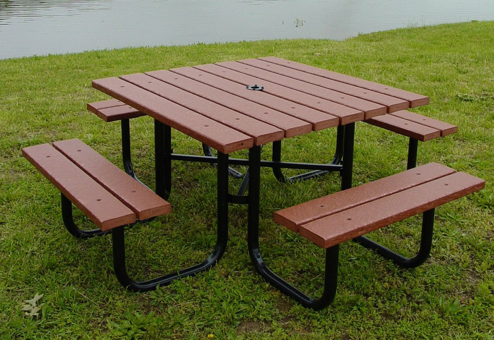 Great Square Picnic Table