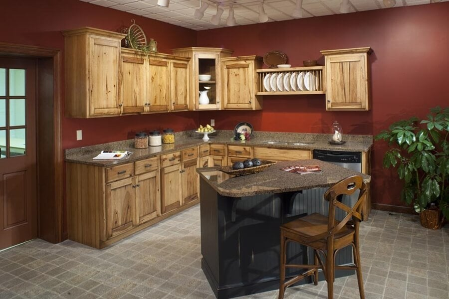Hickory Cabinets At Home Depot